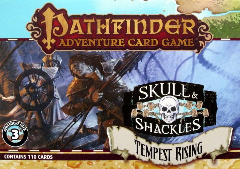 The Pathfinder Adventure Card Game: Skull & Shackles