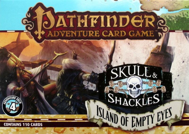 The Pathfinder Adventure Card Game: Skull & Shackles- Island