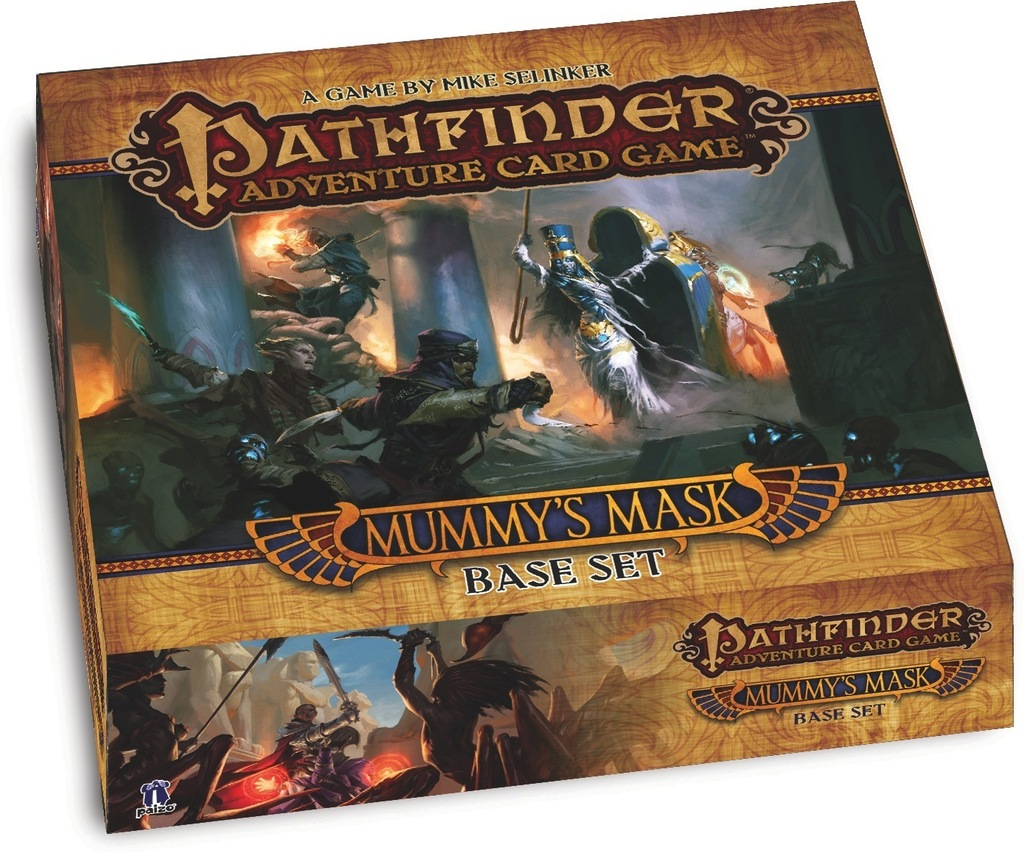 Pathfinder Adventure Card Game: Mummy's Mask Review   GAMING